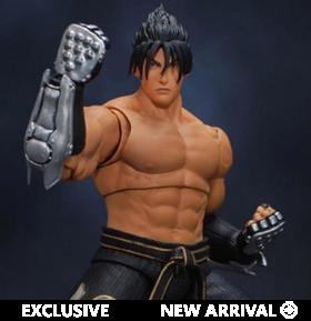 Tekken 7 Jin Kazama 1/12 Scale Exclusive Limited Edition Figure