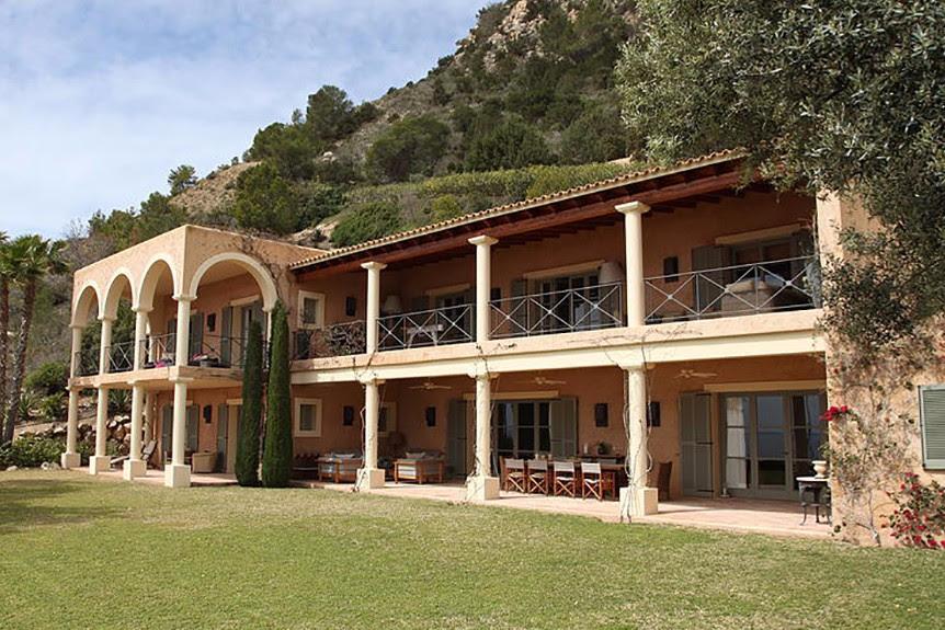 Villa Hanne Es Cubells Ibiza