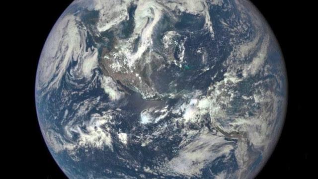 Vídeo mostra como a Terra mudou nos últimos mil milhões anos