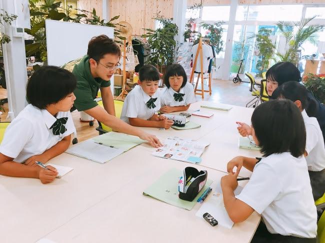 こゆ財団では地元の小中学生を中心に今後も持続可能なまちづくりに必要な情報を提供し、 将来のつながる人材育成に注力していきます。
