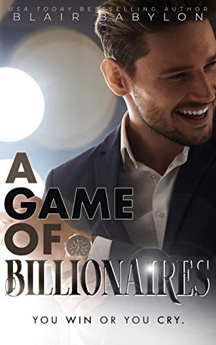 Cover for 'A Game of Billionaires (Billionaires in Disguise: Maxence Book 2)'