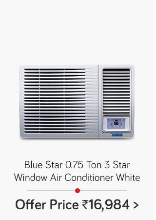 Blue Star Window Ac