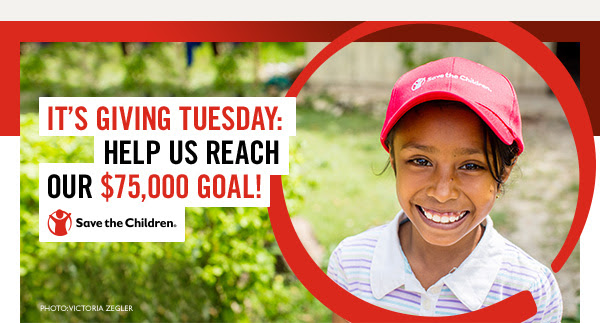 IT'S GIVING  TUESDAY: A global day of giving