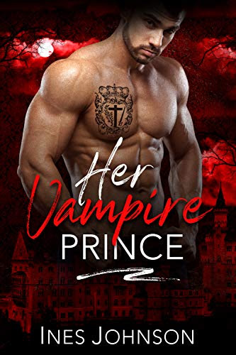Cover for 'Her Vampire Prince (Midnight Doms)'