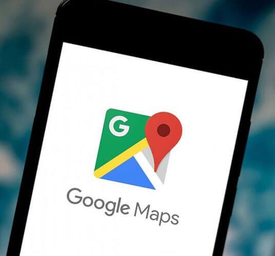 Sélectionner-Google-Maps