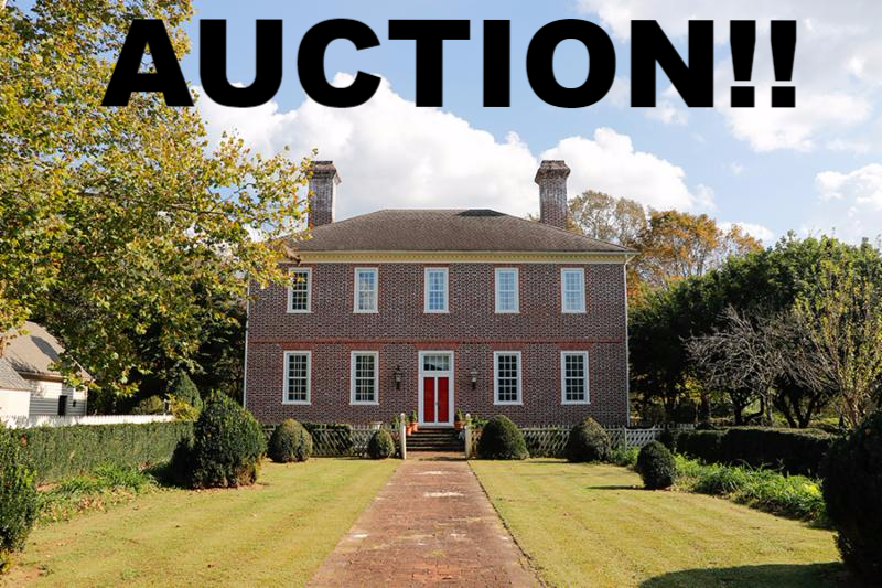 High Hope Estate Auction