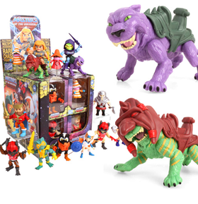 Masters of the Universe Action Vinyls