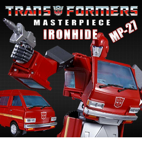 MP-27 MASTERPIECE IRONHIDE