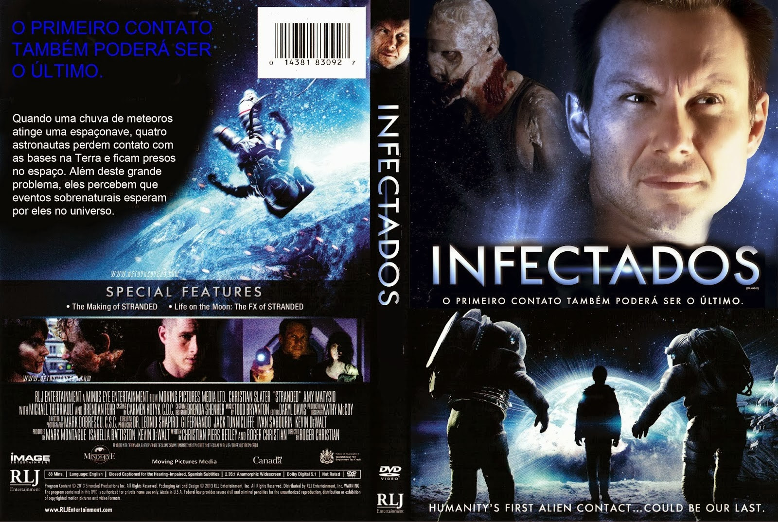 Infectados Torrent – BluRay Rip 1080p Dual Áudio 5.1 (2014)
