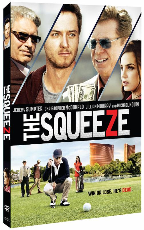 "Review of the Upcoming Golf Movie ""The Squeeze"" 
