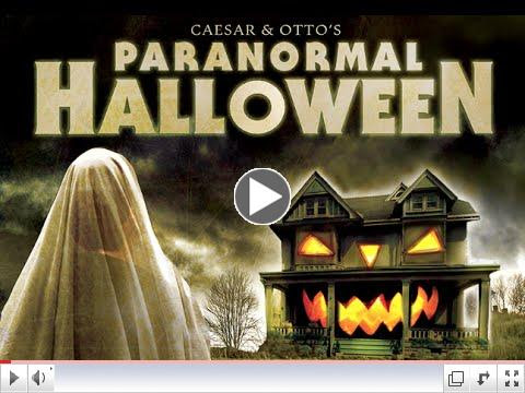 Caesar and Otto's Paranormal Halloween (Official Trailer)