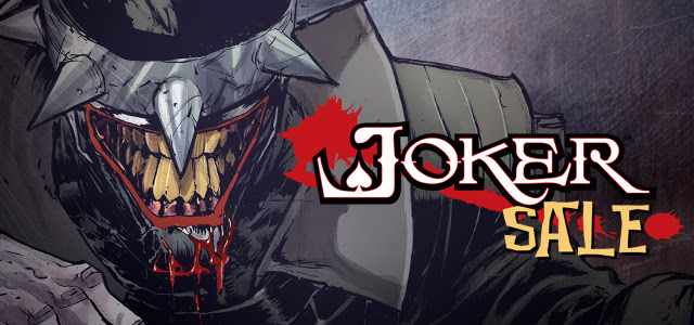 DC The Joker digital sale