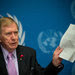 Michael Kirby, the chairman of the Commission of Inquiry on Human Rights in the Democratic People's Republic of Korea, summarized in a letter to Kim Jong-un, the North Korean leader, an investigation's findings of crimes against humanity committed by officials that could be inferred to be acting under Mr. Kim's personal control.