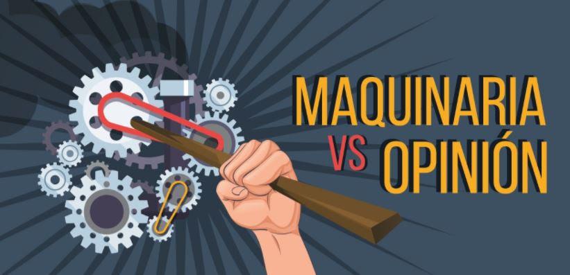 Los resultados de las elecciones de Congreso: Maquinaria vs. Opinión