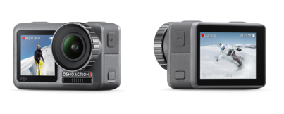 DJI Launches New Osmo Action Camera 3
