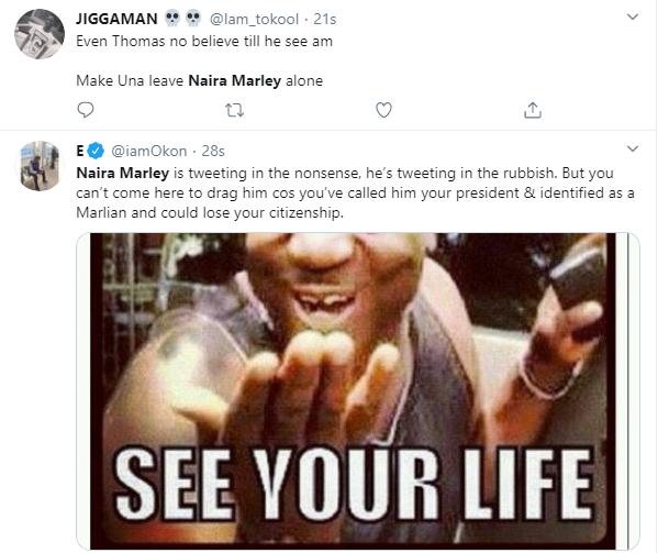 Naira Marley dragged on Twitter for his post on coronavirus