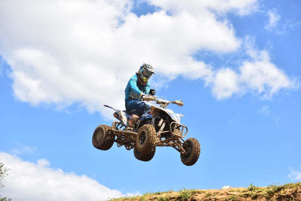 The AMA Pro ATV title fight comes down to Joel Hetrick and Chad Wienen.