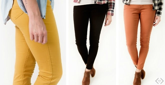 Fall Skinny Jeans + More!