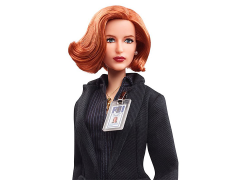 THE X-FILES BARBIE AGENTS SCULLY & MULDER