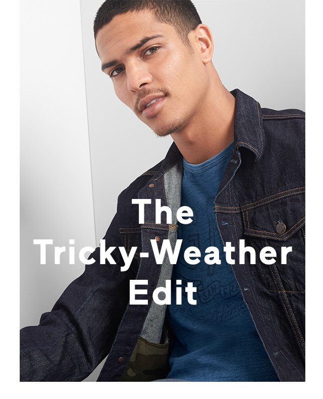 The Tricky-Weather Edit