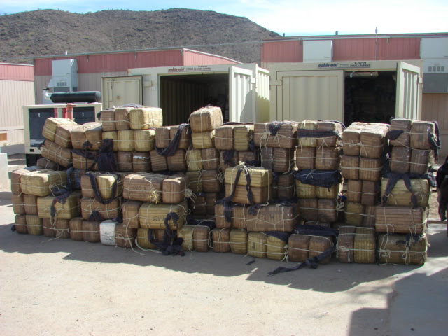 Image To Enlarge U S Customs And Border Protection Ajo Station Patrol