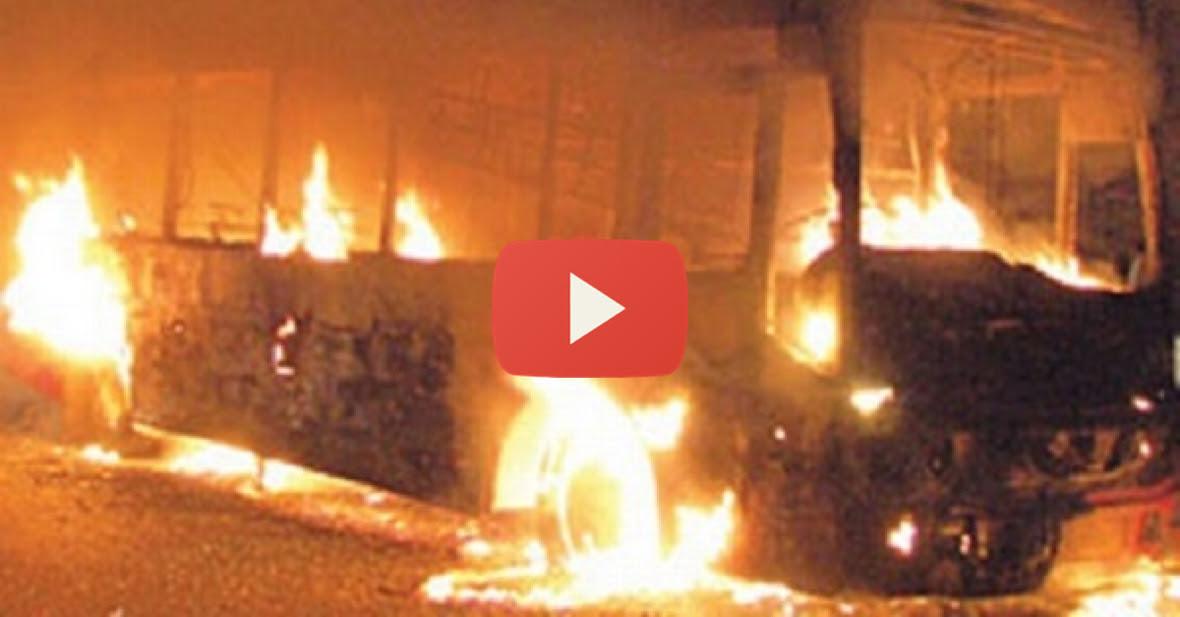 Bus-Fire 1
