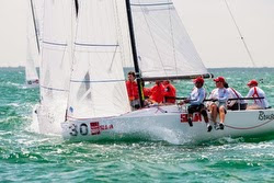 J/70 Bruschetta- sailing from Brazil