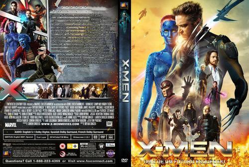 X-Men - Dias De Um Futuro Esquecido Torrent - BluRay Rip 1080p Dual Áudio 5.1