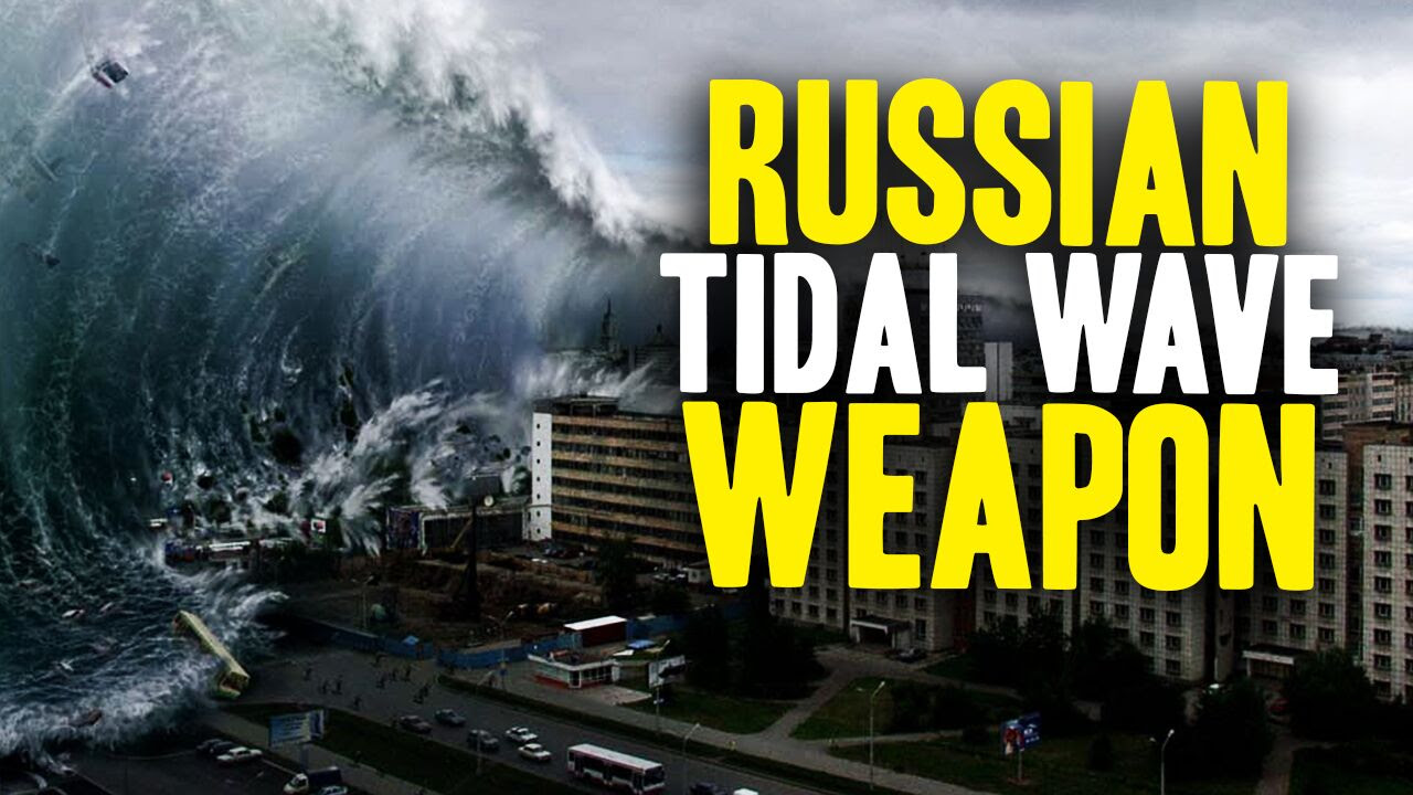 Secret Russian Weapon Could Wipe Out NYC, Boston and D.C. in Minutes With a Massive Radioactive Tidal Wave