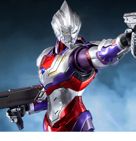 Ultraman Suit Another Universe FigZero Ultraman Suit Tiga 1/6 Scale Figure