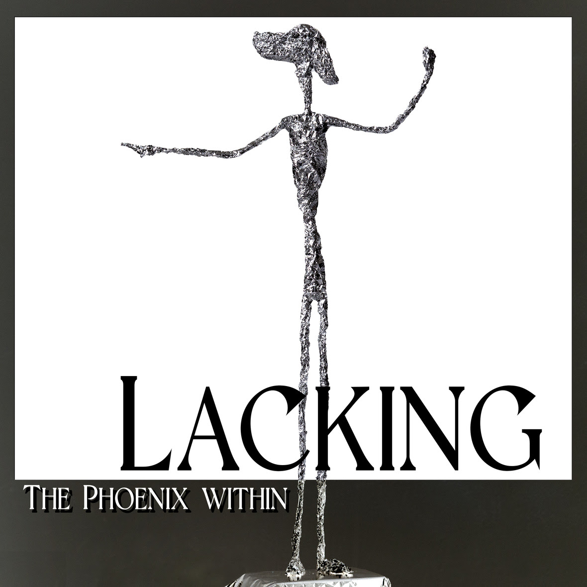 LACKING - ARTWORK
