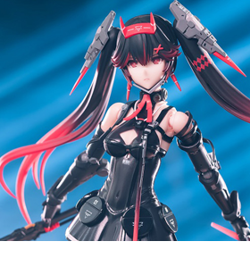 Punishing: Gray Raven Apex Arctech Series Lucia: Dawn 1/8 Scale Action Figure