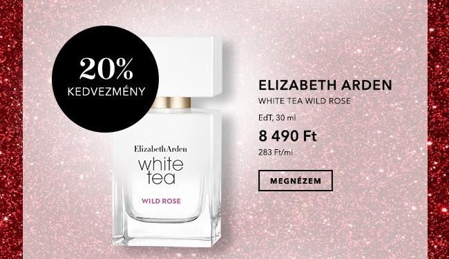 JOY-Napok - White Tea Wild Rose