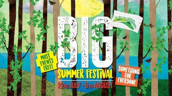 Up on the Downs Big Summer Festival 2017