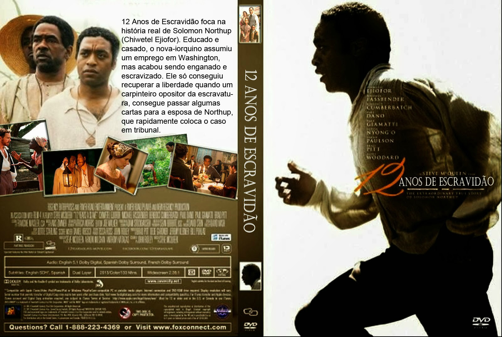 12 Anos De Escravidão (12 Years a Slave) Torrent – BluRay Rip 720p / 1080p Legendado (2014)
