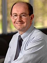 John O'Keefe, BDentSc, MDentSc, MBA