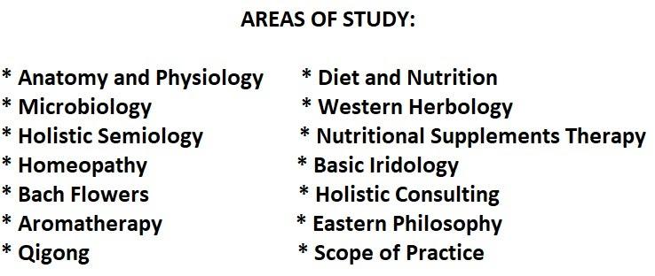 AREASOF STUDY