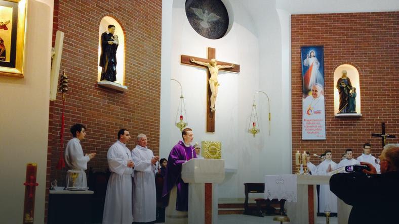 Ksiądz Międlar musi opuścić parafię w Zakopanem