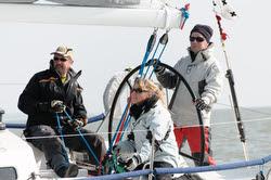 J sailors enjoy spring Warsash series