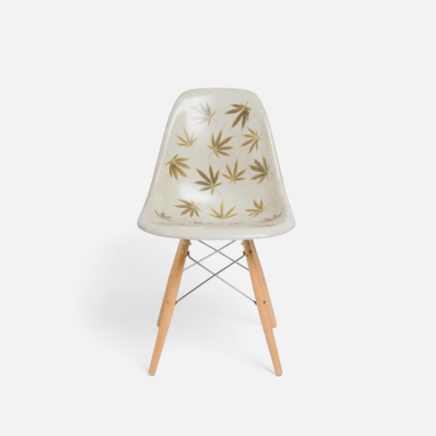HUF x Modernica Plantlife Shell Dowell Chair - Desktop