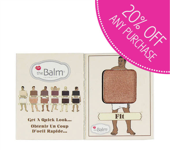 Shop at theBalm Cosmetics