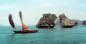 Halong bay day tours