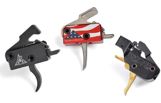 6 Upgraded Triggers for Your AR-15
