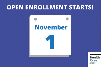 enroll today for healthcare coverage