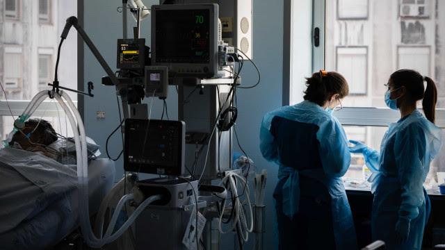 Doentes internados mais tempo com problemas de mobilidade e ansiedade