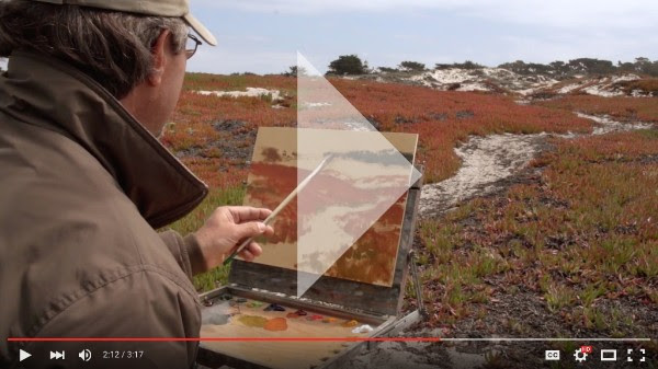 Brian Blood Outdoor Painting Secrets, Liliedahl Art Instruction Videos