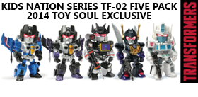 TF-02 FIVE-PACK