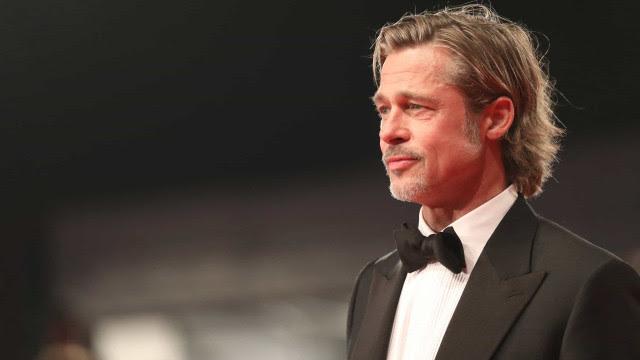 Brad Pitt diz que está focado em se perdoar após sofrer com alcoolismo