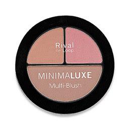 "Rival de Loop ""Minimaluxe"" Multi Blush"