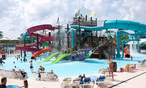 Up to 41% Off at Jacksonville Beach Shipwreck Island Waterpark